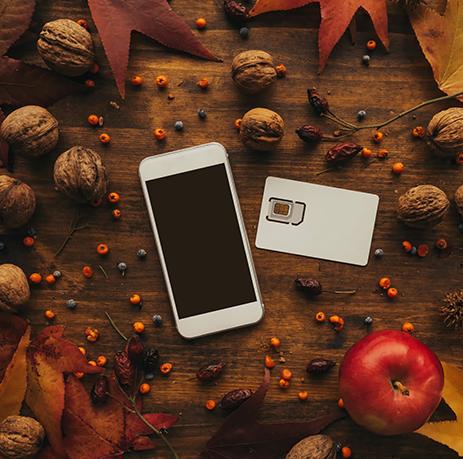 Mobilní tarify Smartko 3
